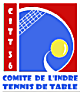 Site officiel du Comité de l'Indre de Tennis de Table